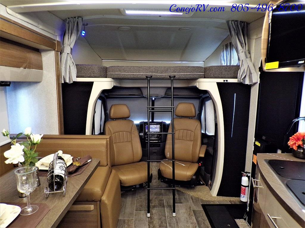 2018 Winnebago Navion 24J Slide-Out Mercedes Turbo Diesel - Photo 26 - Thousand Oaks, CA 91360