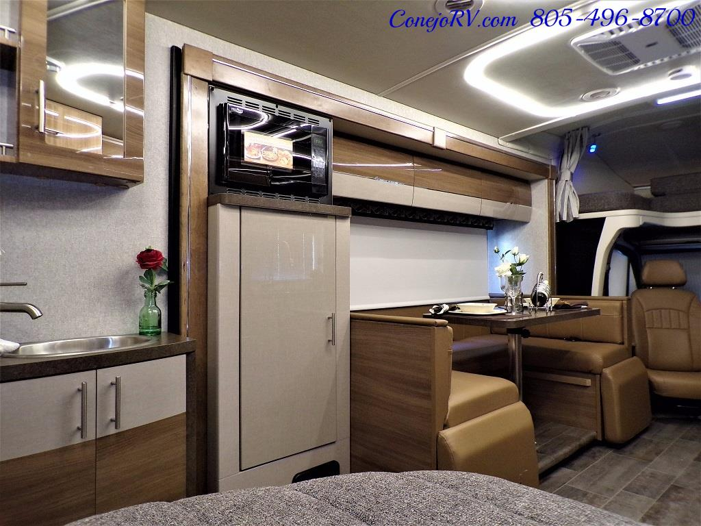 2018 Winnebago Navion 24J Slide-Out Mercedes Turbo Diesel - Photo 24 - Thousand Oaks, CA 91360