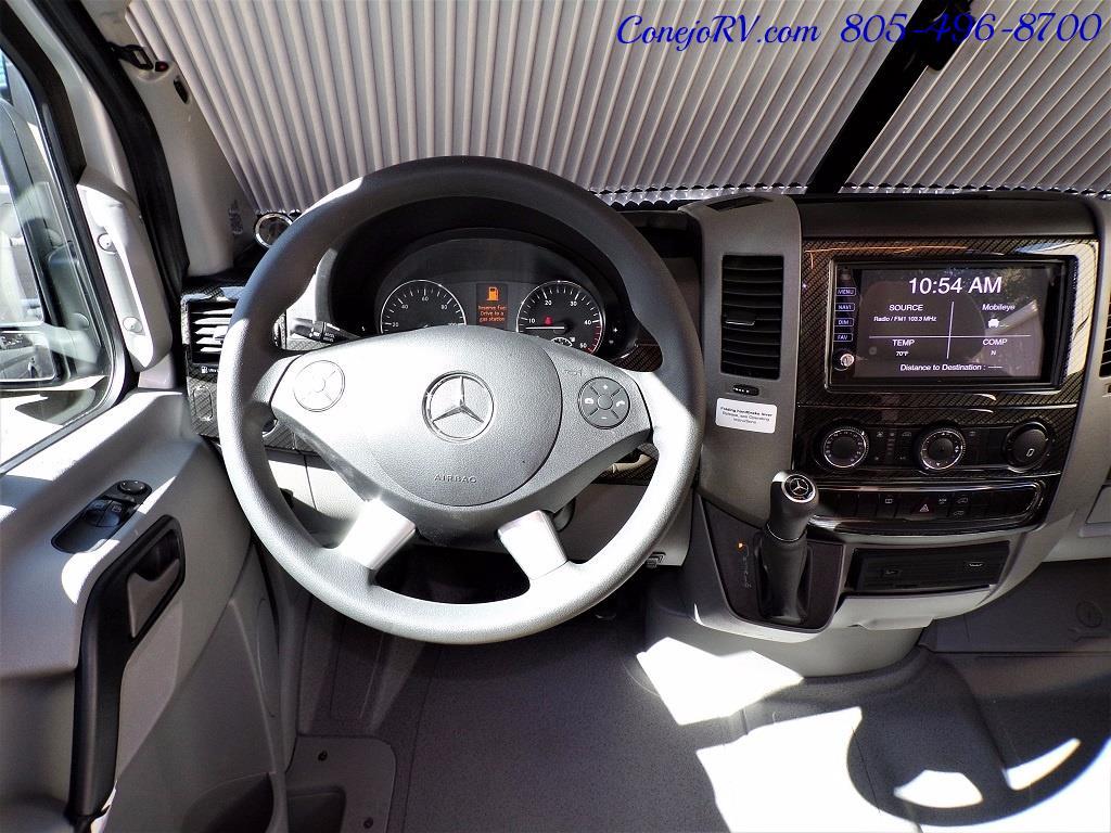 2018 Winnebago Touring Coach Era 170X 24ft Mercedes Turbo Diesel - Photo 32 - Thousand Oaks, CA 91360