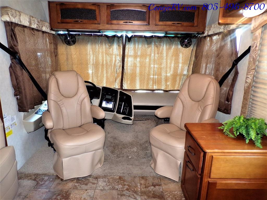 2013 Coachmen Mirada 34BH Bunkhouse Under 9K Miles - Photo 30 - Thousand Oaks, CA 91360