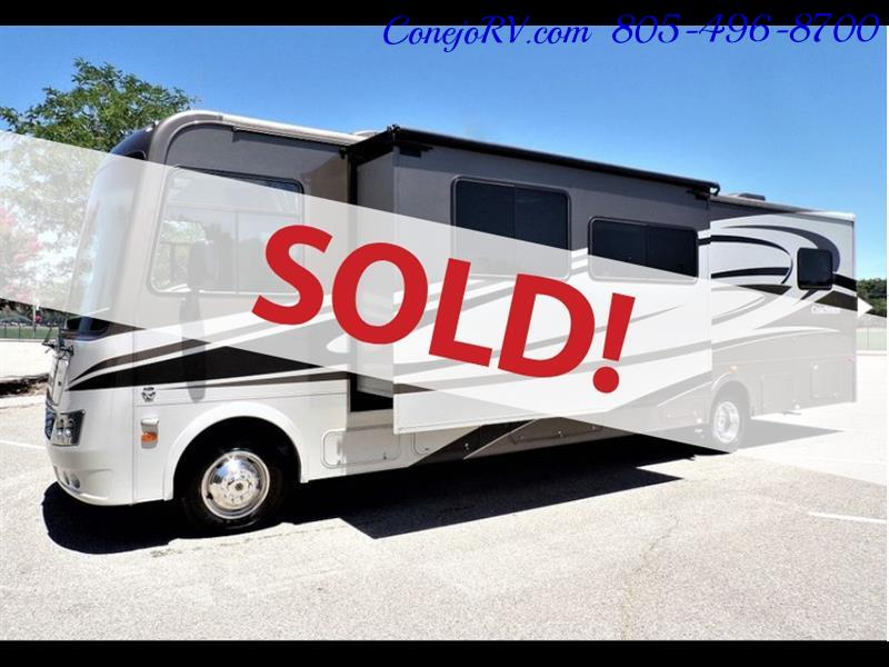2013 Coachmen Mirada 34BH Bunkhouse Under 9K Miles - Photo 1 - Thousand Oaks, CA 91360