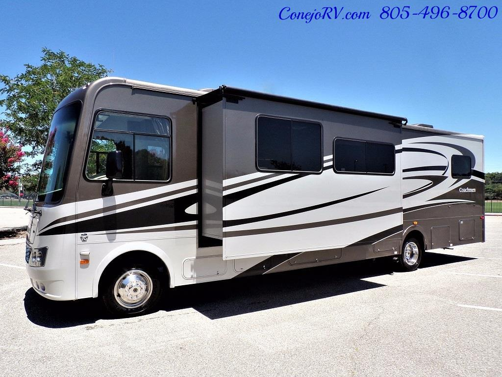 2013 Coachmen Mirada 34BH Bunkhouse Under 9K Miles - Photo 44 - Thousand Oaks, CA 91360