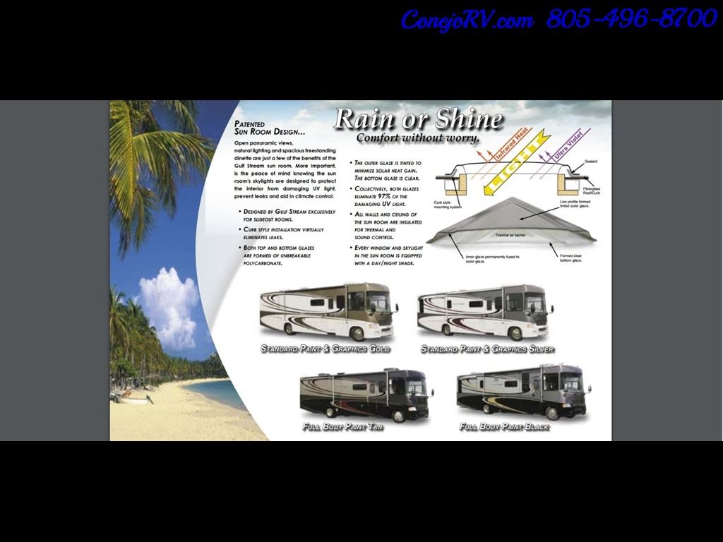 2008 Gulf Stream Sun Voyager 8389 Double Slide Turbo Diesel 19K MLS - Photo 49 - Thousand Oaks, CA 91360