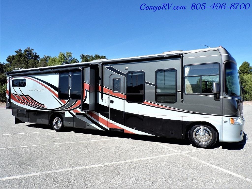 2008 Gulf Stream Sun Voyager 8389 Double Slide Turbo Diesel 19K MLS - Photo 3 - Thousand Oaks, CA 91360