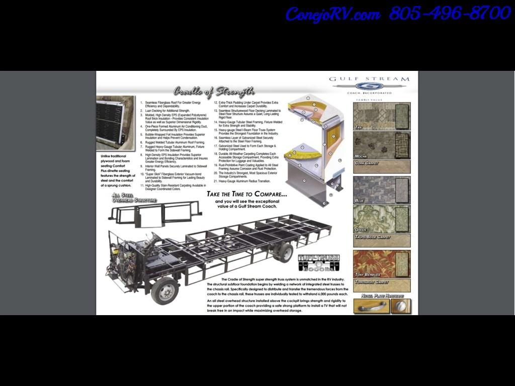 2008 Gulf Stream Sun Voyager 8389 Double Slide Turbo Diesel 19K MLS - Photo 52 - Thousand Oaks, CA 91360