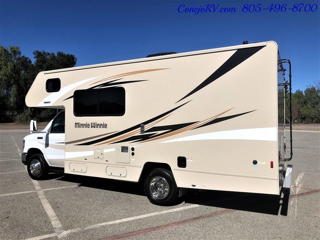 2017 Winnebago Minnie 22R Ford E-450 - Photo 2 - Thousand Oaks, CA 91360
