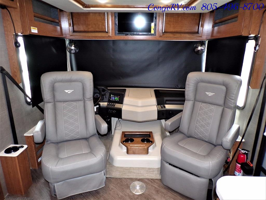 2018 Fleetwood Bounder LX 33C 2-Slide Big Chassis King Bed - Photo 36 - Thousand Oaks, CA 91360