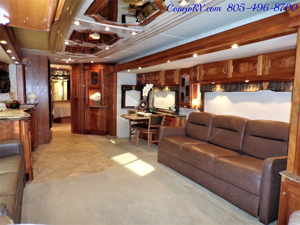 2006 Country Coach Intrigue 530 Ovation Quad Slide King Bed 525hp - Photo 6 - Thousand Oaks, CA 91360