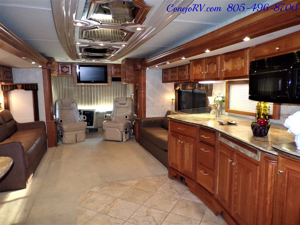 2006 Country Coach Intrigue 530 Ovation Quad Slide King Bed 525hp - Photo 35 - Thousand Oaks, CA 91360