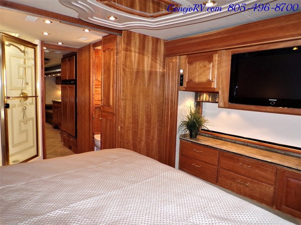 2006 Country Coach Intrigue 530 Ovation Quad Slide King Bed 525hp - Photo 28 - Thousand Oaks, CA 91360