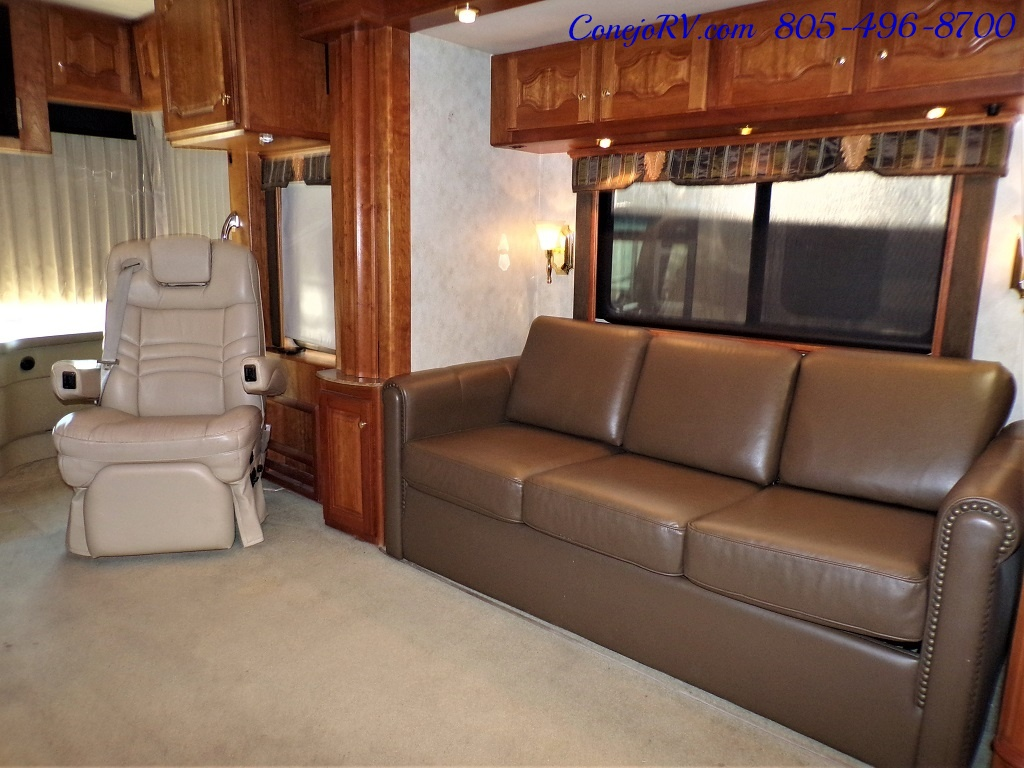 2006 Country Coach Intrigue 530 Ovation Quad Slide King Bed 525hp - Photo 15 - Thousand Oaks, CA 91360