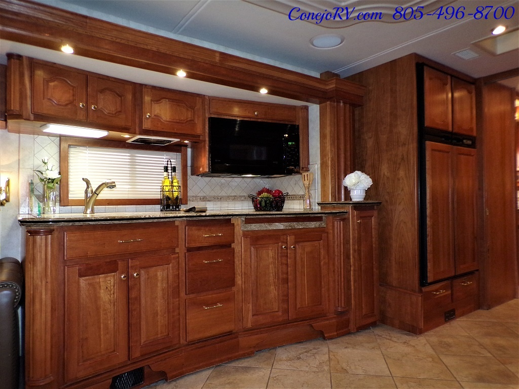 2006 Country Coach Intrigue 530 Ovation Quad Slide King Bed 525hp - Photo 16 - Thousand Oaks, CA 91360