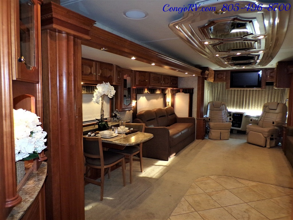 2006 Country Coach Intrigue 530 Ovation Quad Slide King Bed 525hp - Photo 34 - Thousand Oaks, CA 91360