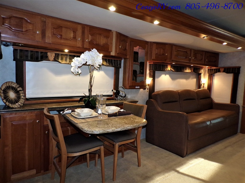 2006 Country Coach Intrigue 530 Ovation Quad Slide King Bed 525hp - Photo 13 - Thousand Oaks, CA 91360