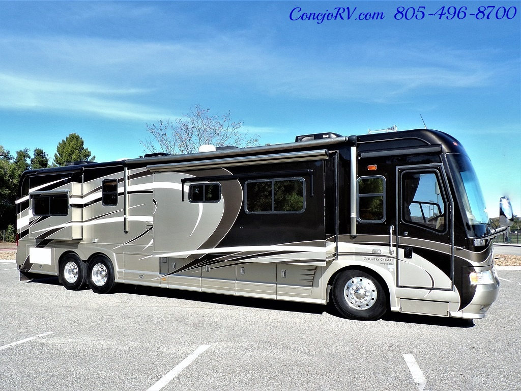2006 Country Coach Intrigue 530 Ovation Quad Slide King Bed 525hp - Photo 3 - Thousand Oaks, CA 91360