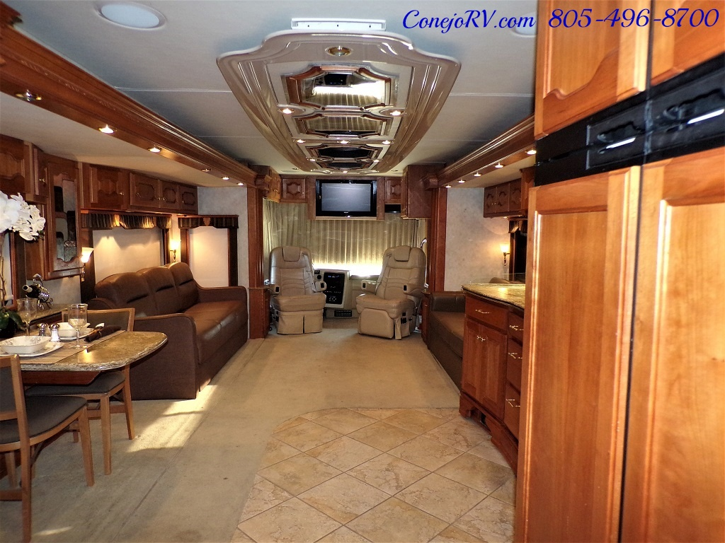 2006 Country Coach Intrigue 530 Ovation Quad Slide King Bed 525hp - Photo 33 - Thousand Oaks, CA 91360