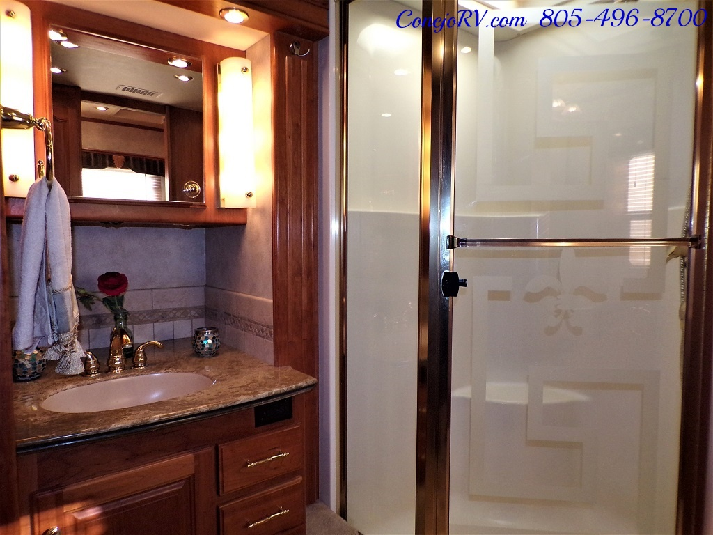 2006 Country Coach Intrigue 530 Ovation Quad Slide King Bed 525hp - Photo 22 - Thousand Oaks, CA 91360