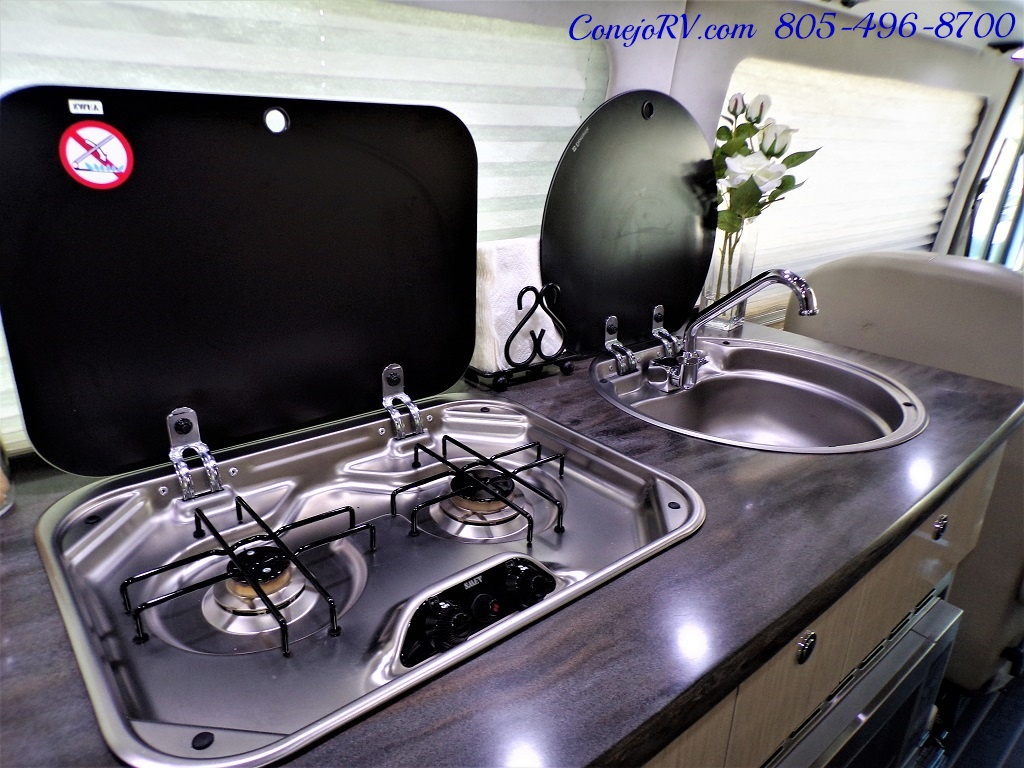 2014 Airstream Interstate 3500L EXT 24ft Mercedes Turbo Diesel - Photo 26 - Thousand Oaks, CA 91360