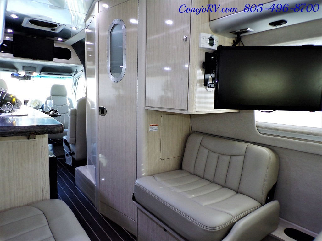 2014 Airstream Interstate 3500L EXT 24ft Mercedes Turbo Diesel - Photo 24 - Thousand Oaks, CA 91360