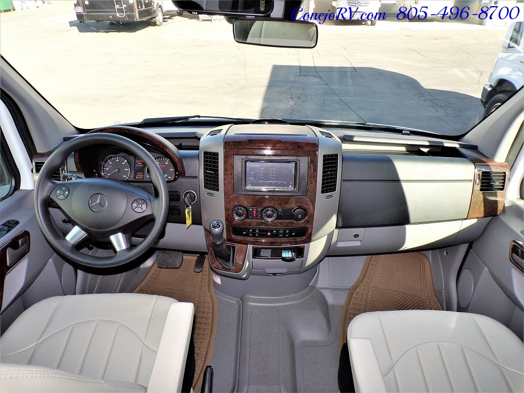 2014 Airstream Interstate 3500L EXT 24ft Mercedes Turbo Diesel - Photo 28 - Thousand Oaks, CA 91360