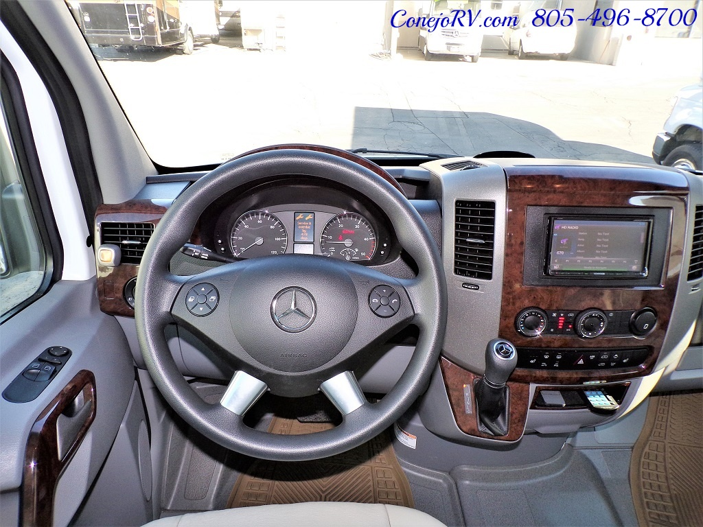 2014 Airstream Interstate 3500L EXT 24ft Mercedes Turbo Diesel - Photo 29 - Thousand Oaks, CA 91360