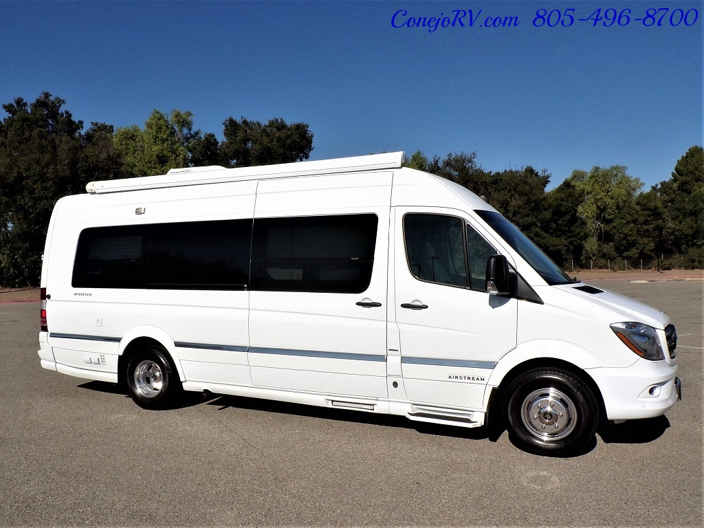 2014 Airstream Interstate 3500L EXT 24ft Mercedes Turbo Diesel - Photo 3 - Thousand Oaks, CA 91360