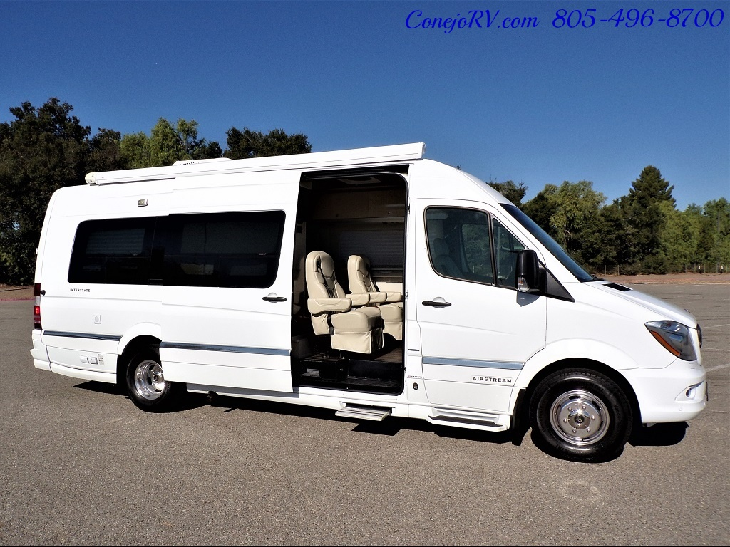 2014 Airstream Interstate 3500L EXT 24ft Mercedes Turbo Diesel - Photo 33 - Thousand Oaks, CA 91360
