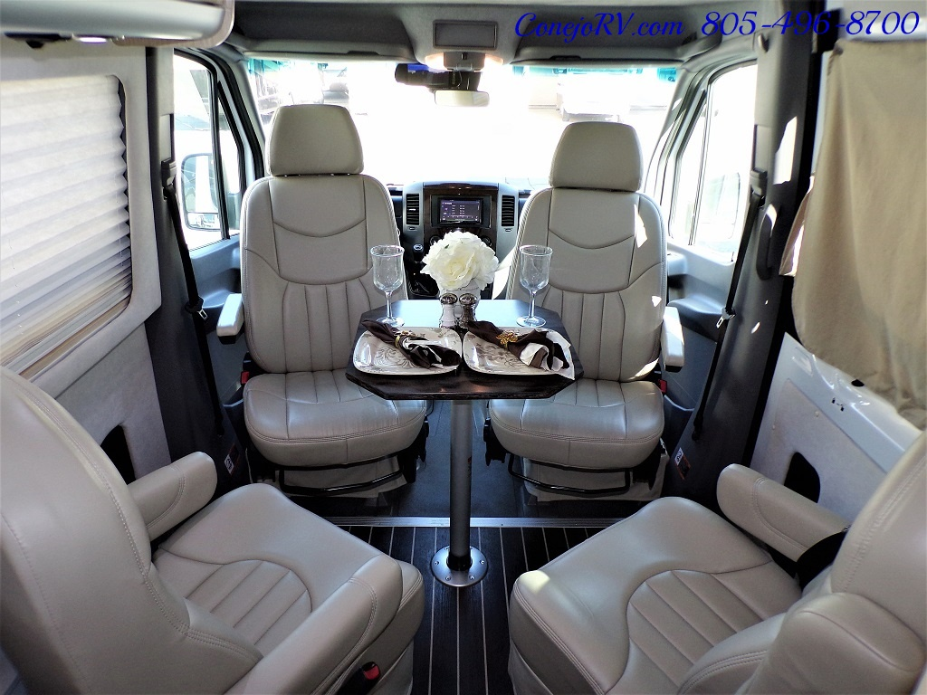 2014 Airstream Interstate 3500L EXT 24ft Mercedes Turbo Diesel - Photo 27 - Thousand Oaks, CA 91360
