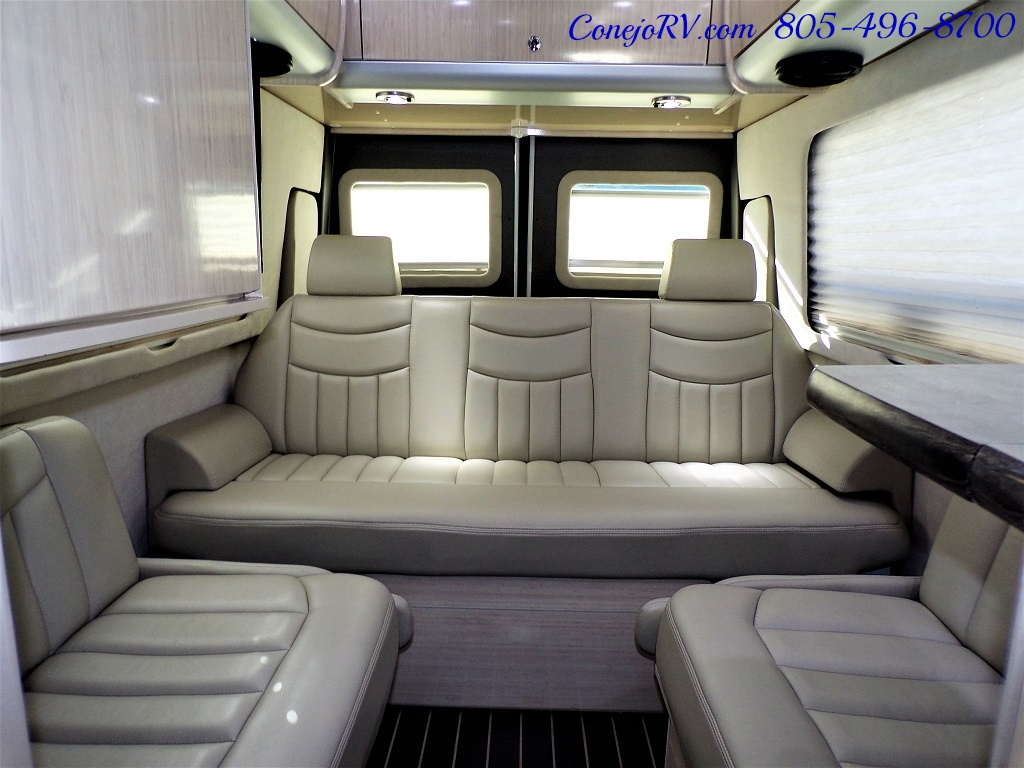 2014 Airstream Interstate 3500L EXT 24ft Mercedes Turbo Diesel - Photo 17 - Thousand Oaks, CA 91360