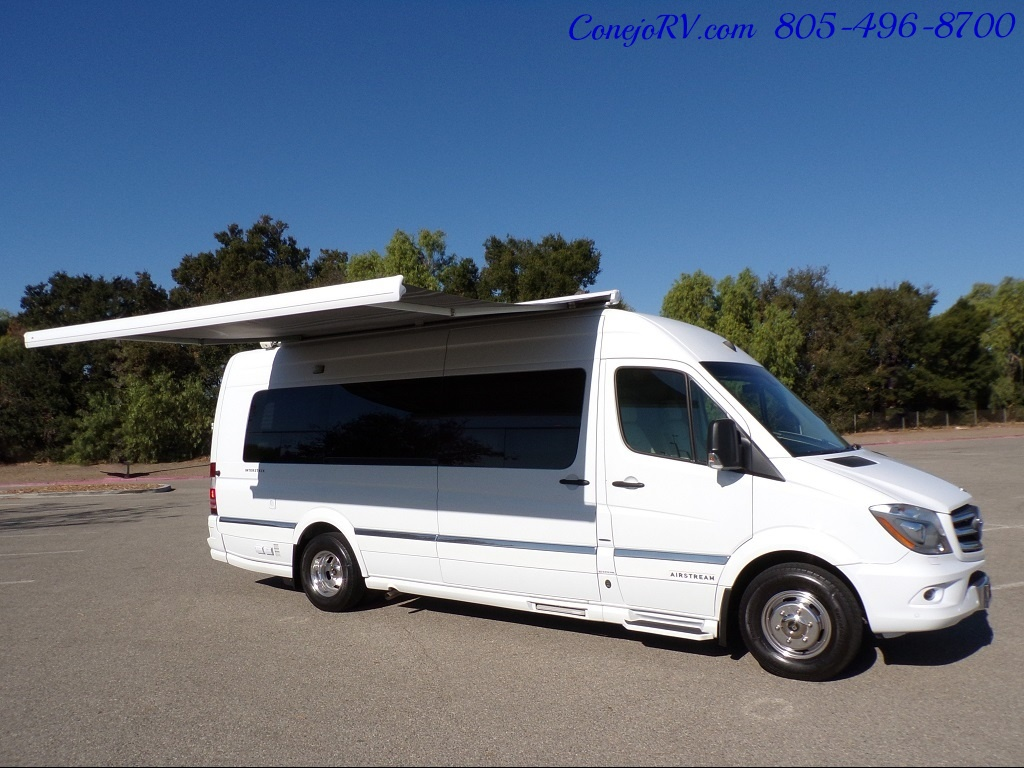 2014 Airstream Interstate 3500L EXT 24ft Mercedes Turbo Diesel - Photo 34 - Thousand Oaks, CA 91360