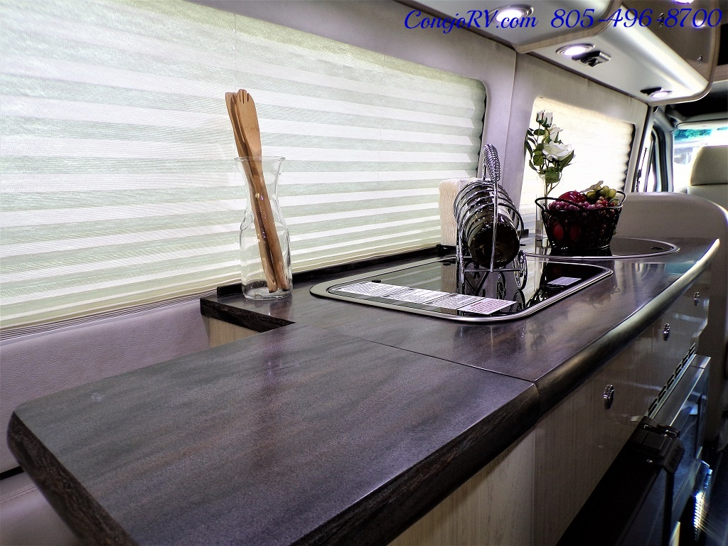 2014 Airstream Interstate 3500L EXT 24ft Mercedes Turbo Diesel - Photo 12 - Thousand Oaks, CA 91360