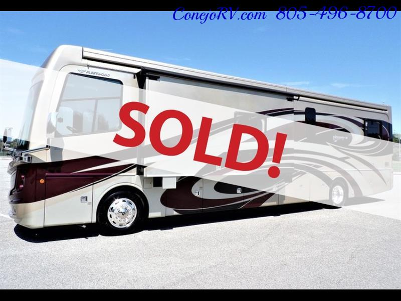 2017 Fleetwood Discovery LXE 40G FULL WALL SLIDE - Photo 1 - Thousand Oaks, CA 91360