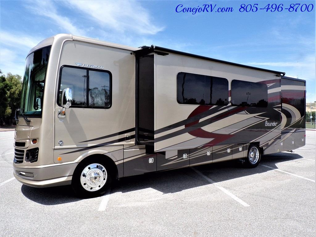 2018 Fleetwood Bounder LX 35K Bath and Half King Bed - Photo 57 - Thousand Oaks, CA 91360