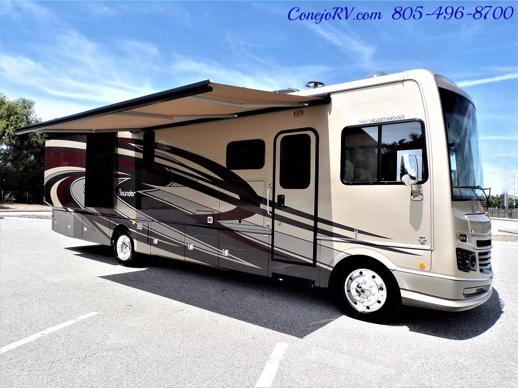 2018 Fleetwood Bounder LX 35K Bath and Half King Bed - Photo 51 - Thousand Oaks, CA 91360