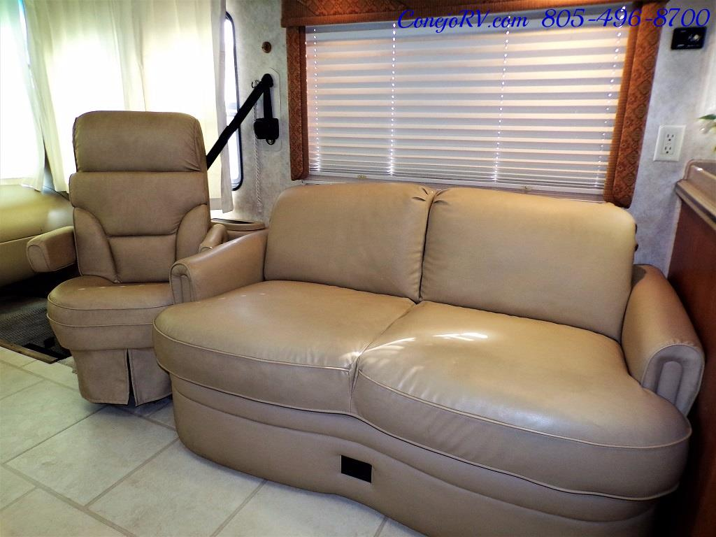 2007 Monaco Cayman XL 34SBD Double Slide Outs Turbo Diesel - Photo 15 - Thousand Oaks, CA 91360