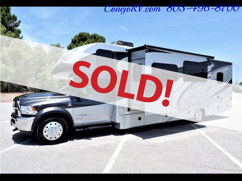 2018 Dynamax Isata 5 Series 36DS 4x4 Super-C King Bed DIESEL - Photo 1 - Thousand Oaks, CA 91360