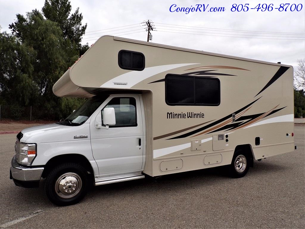 2017 Winnebago Minnie 22R Ford E-350 - Photo 33 - Thousand Oaks, CA 91360
