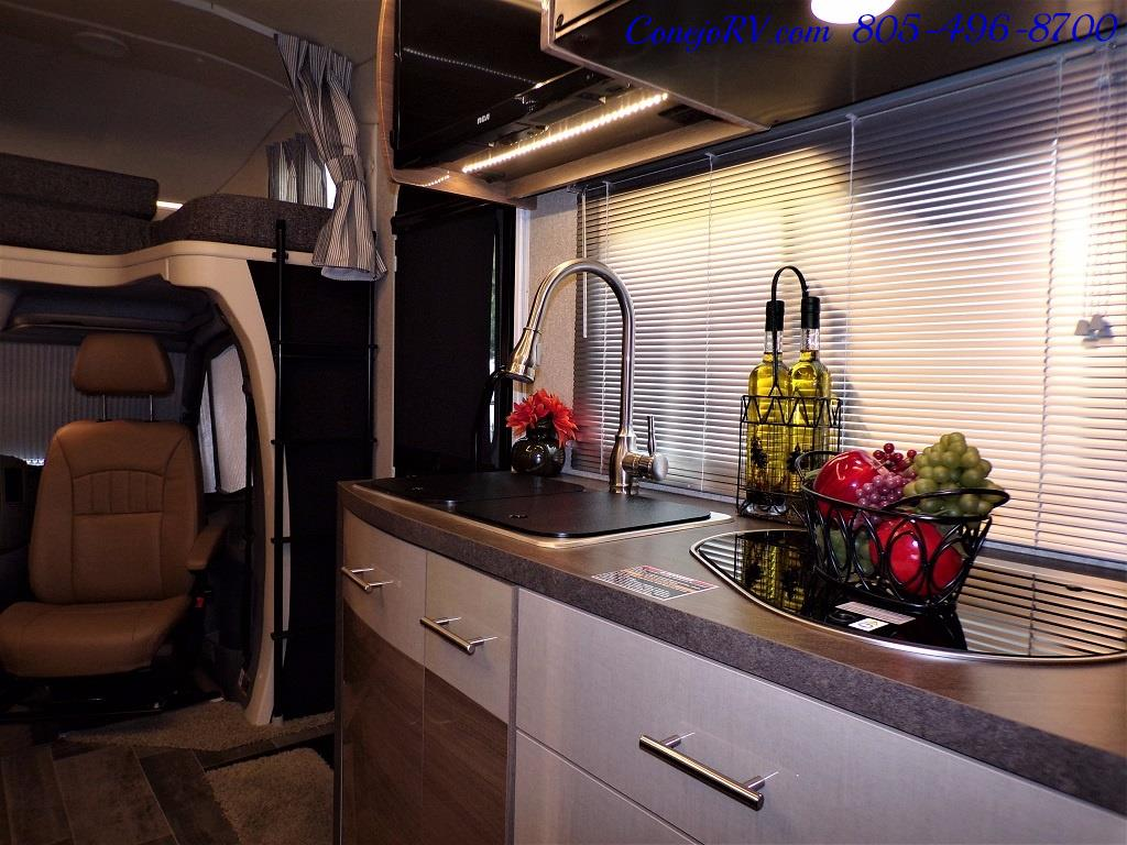 2018 Winnebago Navion 24V Slide-Out Full Body Paint Turbo Diesel - Photo 15 - Thousand Oaks, CA 91360