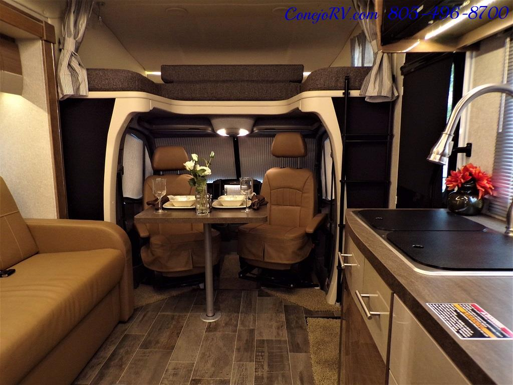 2018 Winnebago Navion 24V Slide-Out Full Body Paint Turbo Diesel - Photo 21 - Thousand Oaks, CA 91360