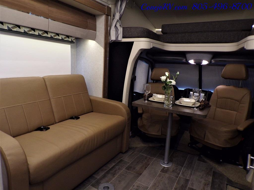 2018 Winnebago Navion 24V Slide-Out Full Body Paint Turbo Diesel - Photo 22 - Thousand Oaks, CA 91360