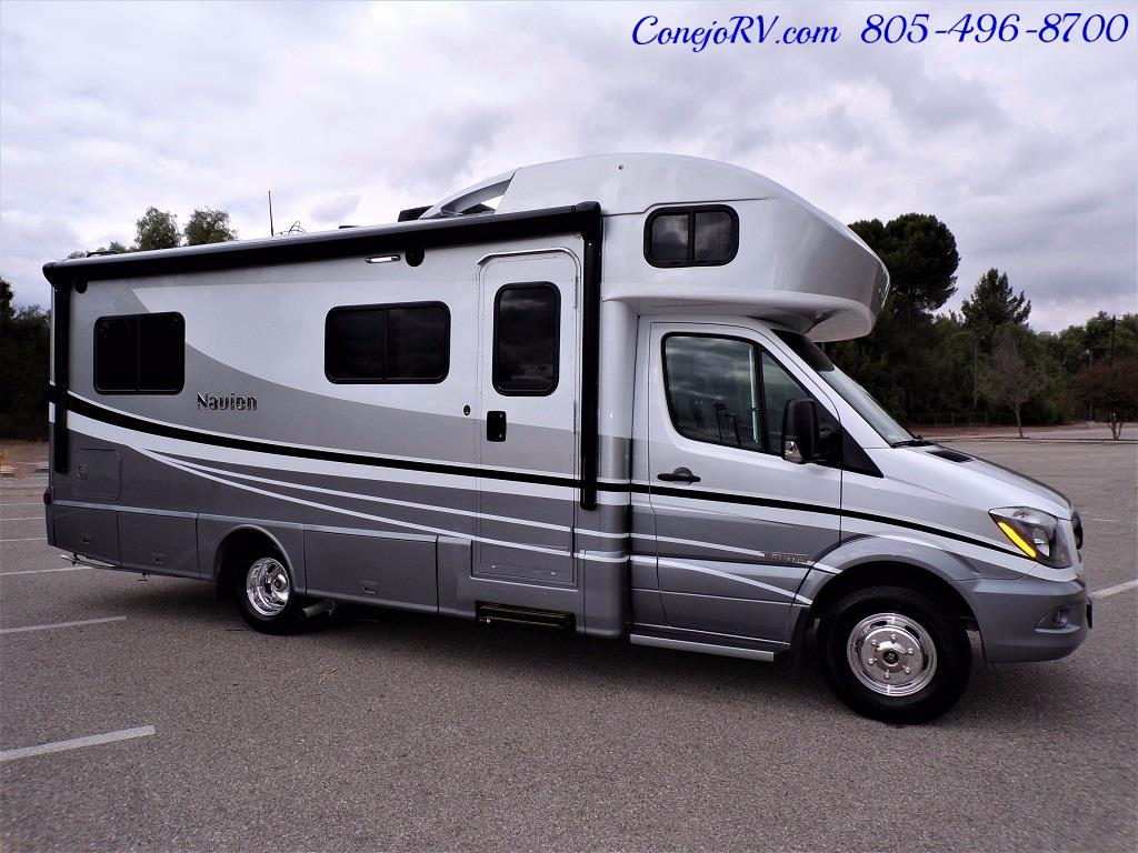 2018 Winnebago Navion 24V Slide-Out Full Body Paint Turbo Diesel - Photo 5 - Thousand Oaks, CA 91360