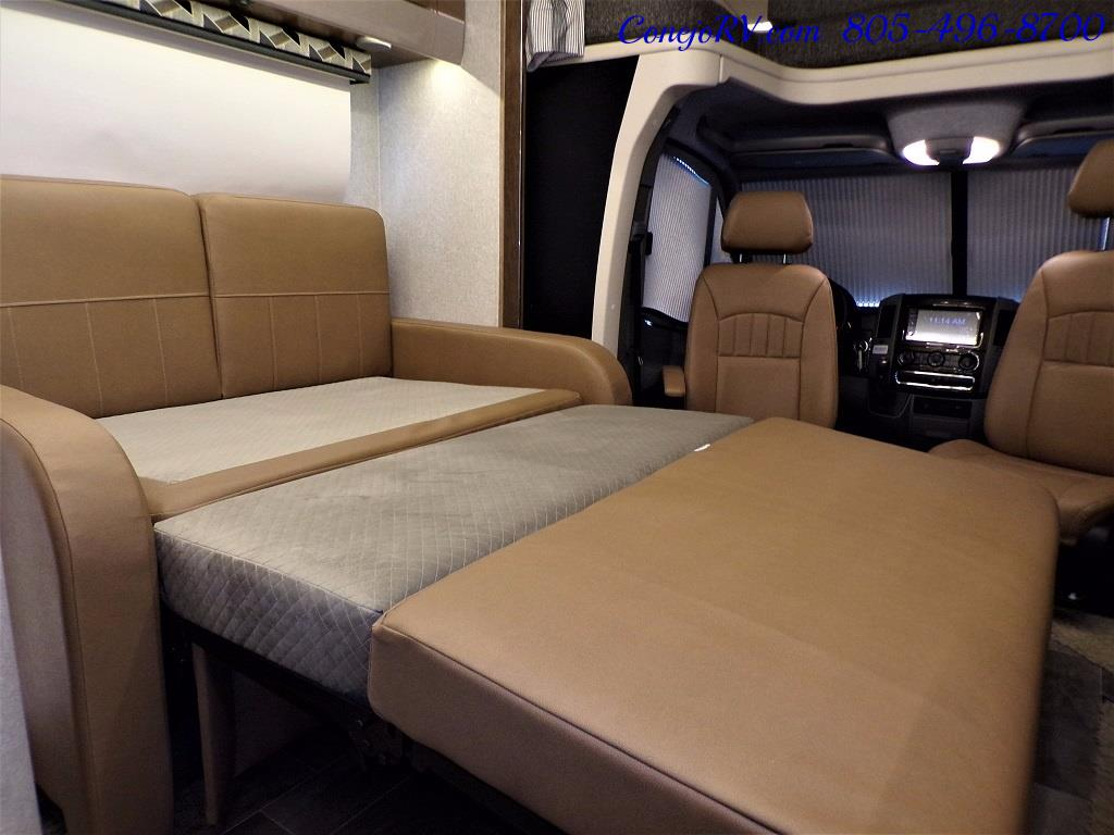 2018 Winnebago Navion 24V Slide-Out Full Body Paint Turbo Diesel - Photo 25 - Thousand Oaks, CA 91360