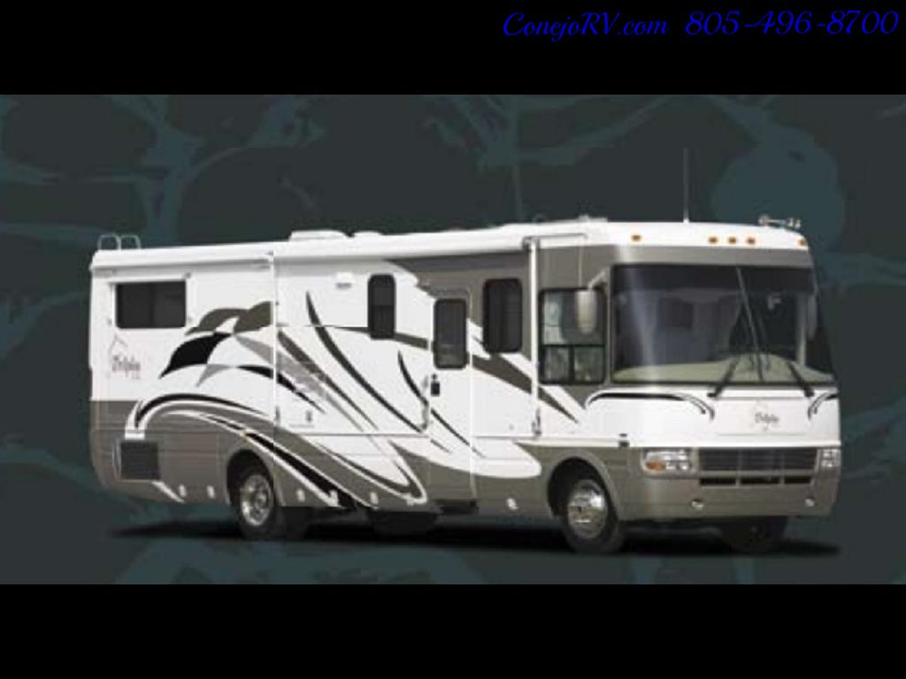2005 National Dolphin 5340 2-Slide Big Chassis 30k Miles - Photo 38 - Thousand Oaks, CA 91360