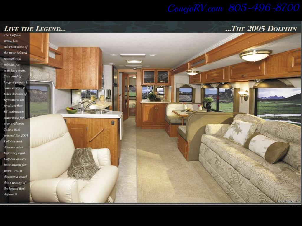 2005 National Dolphin 5340 2-Slide Big Chassis 30k Miles - Photo 40 - Thousand Oaks, CA 91360