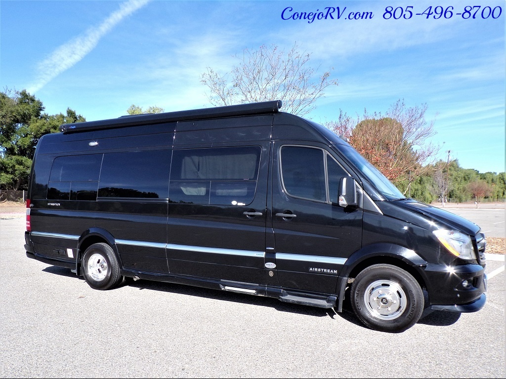 2015 Airstream Interstate 3500L EXT 24ft Mercedes Turbo Diesel - Photo 3 - Thousand Oaks, CA 91360