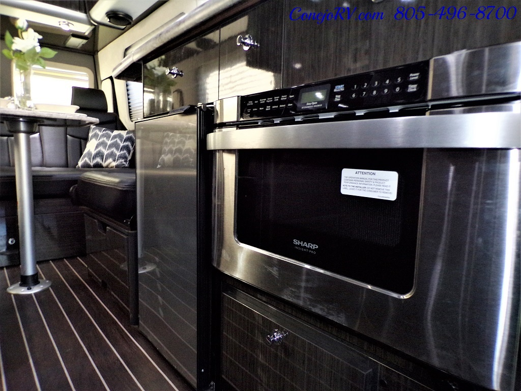 2015 Airstream Interstate 3500L EXT 24ft Mercedes Turbo Diesel - Photo 11 - Thousand Oaks, CA 91360