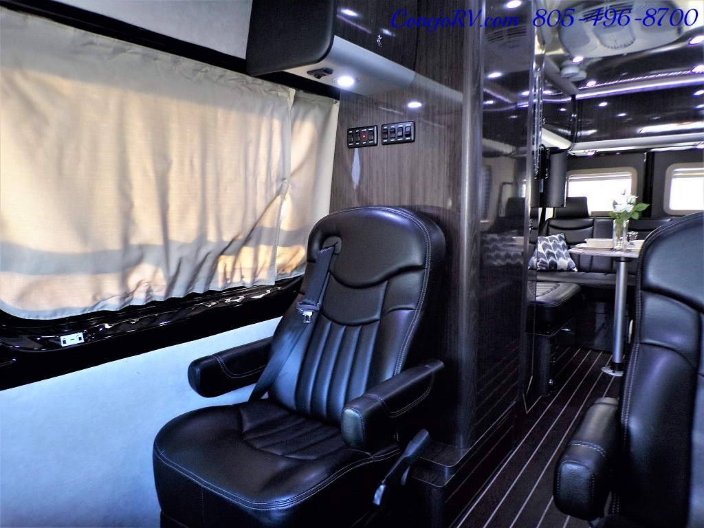 2015 Airstream Interstate 3500L EXT 24ft Mercedes Turbo Diesel - Photo 7 - Thousand Oaks, CA 91360
