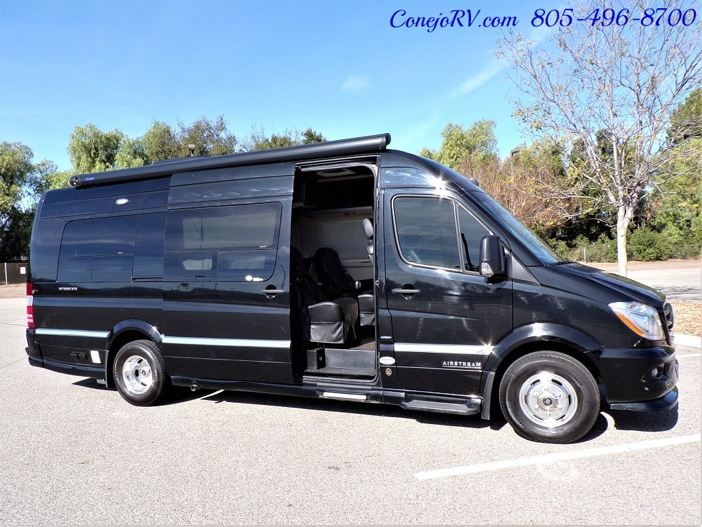 2015 Airstream Interstate 3500L EXT 24ft Mercedes Turbo Diesel - Photo 28 - Thousand Oaks, CA 91360