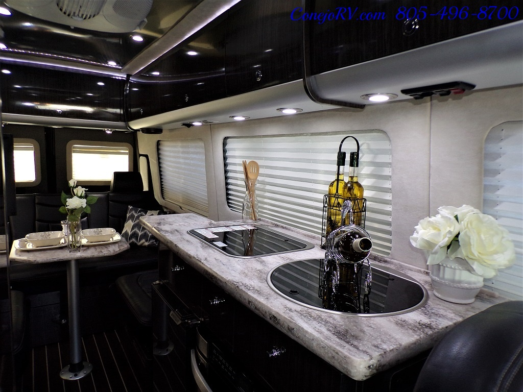 2015 Airstream Interstate 3500L EXT 24ft Mercedes Turbo Diesel - Photo 10 - Thousand Oaks, CA 91360