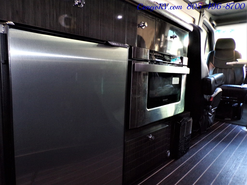2015 Airstream Interstate 3500L EXT 24ft Mercedes Turbo Diesel - Photo 23 - Thousand Oaks, CA 91360